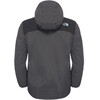 The North Face Boys Resolve Reflective Jacket Graphite Grey